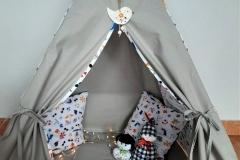 Namioty dziecięce TIPI